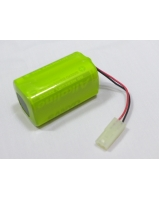 Saflok 23640 and Classic Snout - 6 Volt 2200mAh Alkaline - DL-1 Door Lock Battery - SKU/CODE: DKA3007