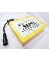 12V 3.0Ah 3000mAh Li-ion battery pack bank - SKU/CODE: UBX7LI120300