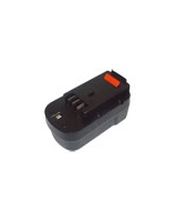 Black & Decker 244760-00 A1718 A18 HPB18 HPB18-OPE battery Firestorm A18 FS180BX FS18BX FS18FL FSB18 battery - SKU/CODE: SPL3023