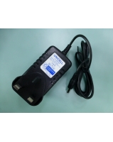 12V 1.5A Singapore safety mark adapter - SKU/CODE: PS120150 PC04S