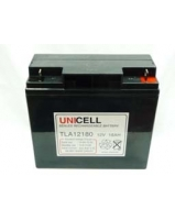 12V 18Ah sealed lead acid battery - SKU/CODE: TLA12180