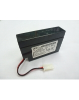 12V 0.8Ah sealed lead acid battery