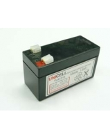 12V 1.3Ah sealed lead acid battery - SKU/CODE: TLA1213