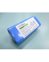 Deliow DC 14.4V 800MAh battery for Agait Asus eClean EC Mini battery - SKU/CODE: VC0009