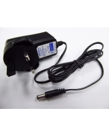 12V 1.0A Singapore safety mark adapter - SKU/CODE: PS120100PC04