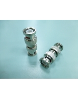 BNC male to male adapter plug - SKU/CODE: SJ27-0136-2