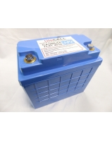 12V 40Ah LiFePO4 Battery Pack with protection PCM - SKU/CODE: TLA12400-ICR