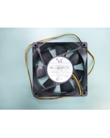 120x120x25 mm 12V DC cooling fan - SKU/CODE: FA12012025-12V