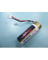 EVE ER18505M battery with connector - SKU/CODE:  PLC3676