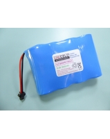 12.8V 3000mAh LiFePo4 4S1P 26650 battery pack - SKU/CODE: ULF26650PB114WC21