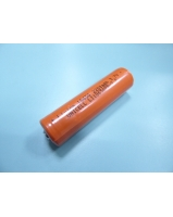 3.6V 2200mAh Li-ion battery with protection PCM - SKU/CODE: LI18650PB