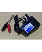 12V 1A Singapore safety mark lead acid battery charger - SKU/CODE: SC1440100