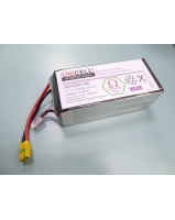 22.2V 22Ah 6S1P Li-po Agricultural Protection drone battery