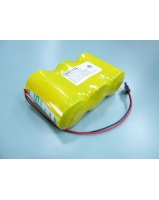 ABB Robotics IRB 6600 3HAC 16831-1 Rev. 1 battery - SKU/CODE: CRC2096