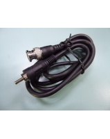 BNC male to RCA male video power cable - SKU/CODE: PP768-022