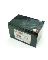 12V 12Ah AGM lead acid battery - SKU/CODE: TLA12120