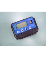 12V and 24V solar controller with LCD and two USB Ports