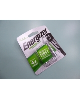Energizer size AAA rechargeable battery