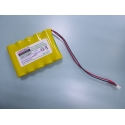 Able system AP1300BP-01-RS battery for Able AP1310 BT AP1300BTRS AP1310DPKIT1 AP1310DCKIT1 portable printer